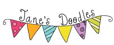 Jane's Doodles banner