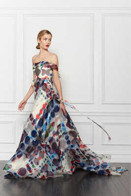 Carolina Herrera Pre-Fall 2013 (from style)
