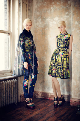 Erdem Pre-Fall 2013 (from style)